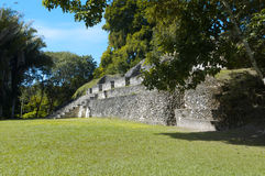 Mayan Ruin - Xunantunich Royalty Free Stock Images