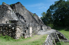 Mayan Ruin Xunantunich Royalty Free Stock Images