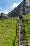 Mayan Ruin Royalty Free Stock Images