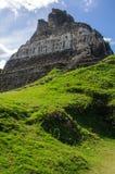 Mayan Ruin Royalty Free Stock Photography