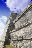 Mayan Ruins Royalty Free Stock Images
