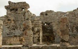 Mayan Ruins. Stock Images