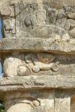 Mayan Ruins. Royalty Free Stock Photography