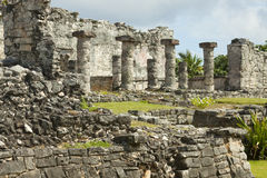 Mayan Ruins. Stock Photography
