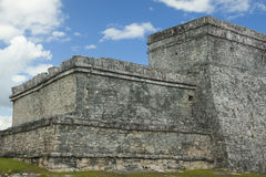 Mayan Ruins. Royalty Free Stock Photo