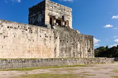 Mayan ruins Royalty Free Stock Image