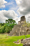 Mayan Ruins in Belize Stock Images