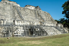 Mayan ruins in Belize Stock Photo
