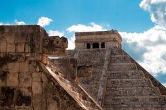 Mayan ruins in Chichen Itza. Mayan ruins in Chichen Itza, Mexico. Mayas 2012 Royalty Free Stock Image