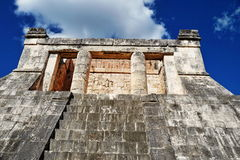Mayan ruins in Chichen-Itza, Mexico Stock Photography