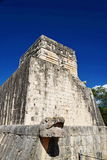 Mayan ruins in Chichen-Itza, Mexico Stock Photos