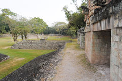 The Mayan ruins of Copan Royalty Free Stock Images