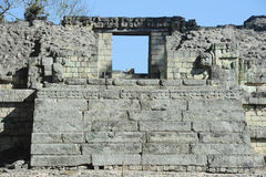 The Mayan ruins of Copan Royalty Free Stock Photo