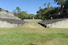 The Mayan ruins of Copan Stock Image