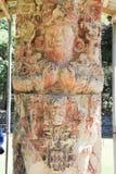 The Mayan ruins of Copan Stock Photo