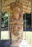 The Mayan ruins of Copan Stock Image