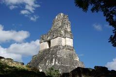 Mayan ruins in Guatemala Royalty Free Stock Photos