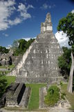 Mayan ruins in Guatemala Royalty Free Stock Images