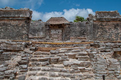 Mayan ruins Stock Photos