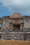 Mayan ruins Royalty Free Stock Photography