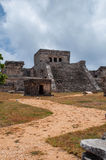 Mayan ruins Stock Photography