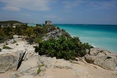 Mayan Ruins Royalty Free Stock Photos