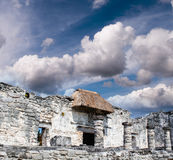 Mayan Ruins of Tulum, Mexico Stock Photo