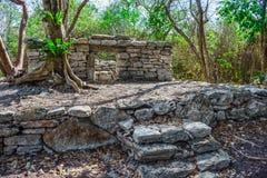 Mayan Ruins 6 Royalty Free Stock Photography