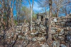 Mayan Ruins 4 Stock Photos