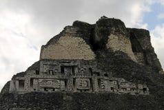 Mayan ruins Xunantunich, San Ignacio, Belize Stock Photos