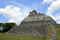 Mayan ruins Xunantunich, San Ignacio, Belize Stock Photo