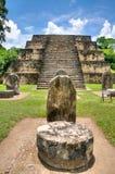 Mayan Ruïnes Stock Foto