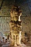 Mayan ruïnes van Copan in Honduras Stock Fotografie