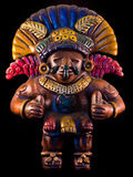 Mayan sculpture Stock Photos