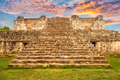 Mayan site of Ek Balam, Mexico Royalty Free Stock Photography