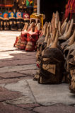 Mayan souvenirs Stock Image