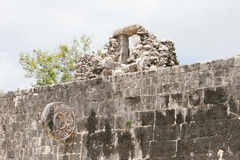 Mayan Sports Complex Stock Photography