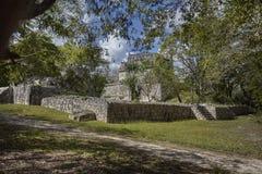 Mayan Stad #2 royalty-vrije stock fotografie