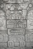 Mayan Statue Stock Images