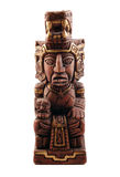Mayan Statue from Mexico Stock Image