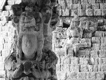 mayan stellae Στοκ Φωτογραφίες