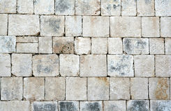 Mayan Stone Blocks Stock Photo