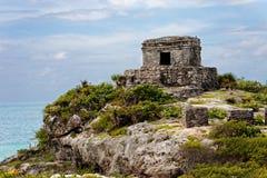 Mayan Temple Stock Image