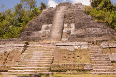 Mayan Temple Stock Photography
