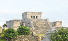 A Mayan Temple Used for Ceremonies Stock Image