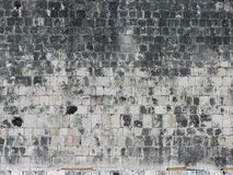 Mayan vierkante steentexure royalty-vrije stock afbeelding