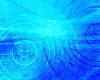 Mayaprophezeiung lizenzfreie abbildung