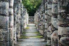 Mayaruinen Stockbilder
