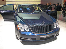 Maybach 575 Royalty Free Stock Image