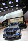 Maybach 57S Royalty Free Stock Photos